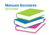 Manuais escolares adotados para o ano letivo de 2019-2020